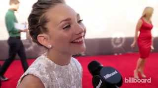 Maddie Ziegler on the MTV VMAs Red Carpet 2014