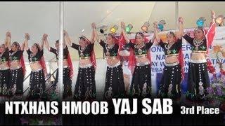"Suab Hmong Entertainment: ""Ntxhais Hmoob Yaj Sab"" 3rd place at Hmong American National"