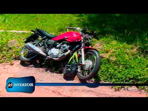 Acidente: Motos batem de frente na Rodovia Assis Chateaubriand em Pirapozinho