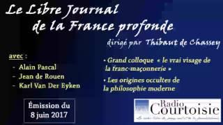 Video Les 300 ans de la franc-maçonnerie et les sources occultes de la philosophie moderne MP3, 3GP, MP4, WEBM, AVI, FLV November 2017