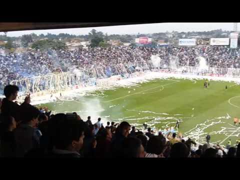 Recibimiento de Atlético Tucumán contra Belgrano 08/05/16 - La Inimitable - Atlético Tucumán
