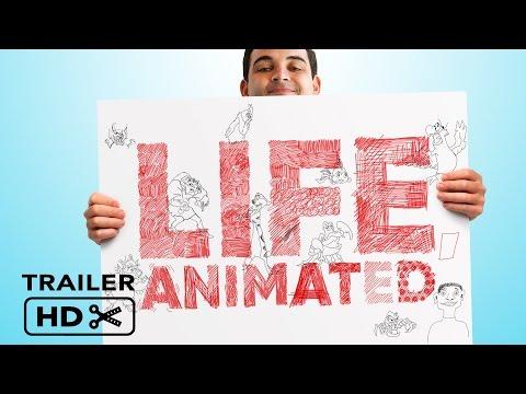 Preview Trailer Life, Animated, trailer italiano