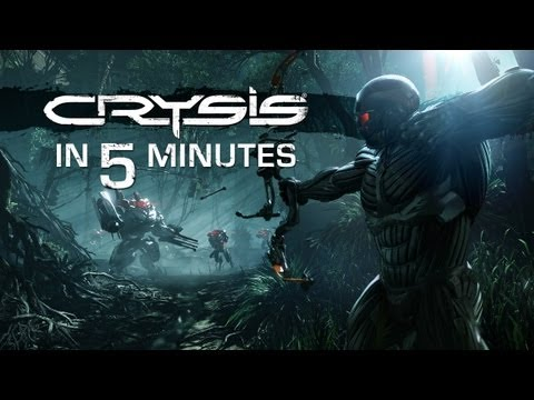 crysis - Catch the full Crysis original web series,
