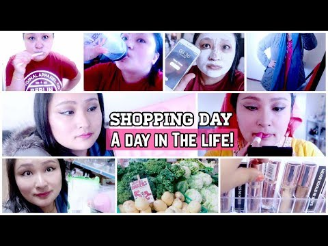 (A VERY RAW VLOG | A DAY IN THE LIFE OF A NEPALI YOUTUBER | SHOPPING DAYOUT! - VLOG #29 - Duration: 15 minutes.)