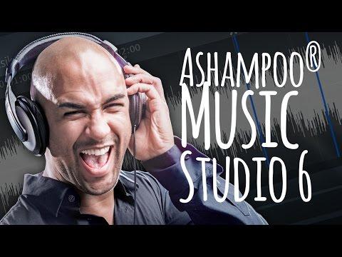 Ashampoo Music Studio 6 Trailer