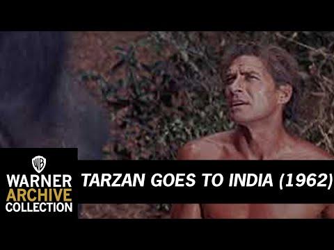 Tarzan Goes To India Trailer