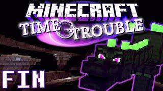 Die Rettung unserer Zeit!  | #09 Finale | Minecraft Adventure: Time Trouble