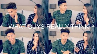 What Guys REALLY Think ft. Kris London!