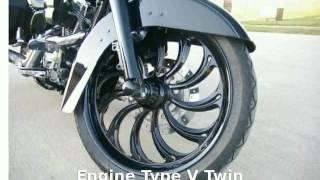 10. 2011 Harley-Davidson Road Glide Custom Details