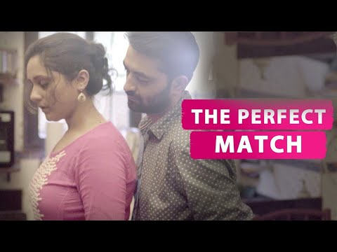 The perfect match - Tamil Short Film - hurdles a couple faces who is all set to marry