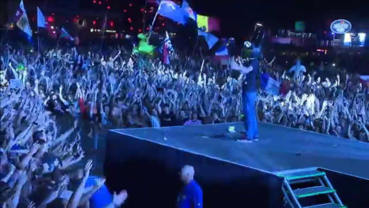 Deadmau5 - Live @ Sziget Festival 2014