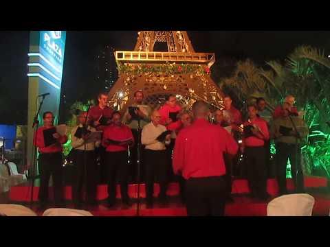 Kinoplex - Viemos Adorar  Coro Masculino D'Israel  Plaza Shopping Casa Forte