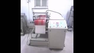 High Speed Winding Rewinding Machine with Videojet Inkjet Printer – Krishna Engineering Works