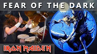 """I made Fear Of The Dark Drum Cover as a birthday present for my dear friend Vesna (23.4.)  Happy birthday girl!!! Click here to SUBSCRIBE! ► http://bit.ly/MikiMaidenMIKI MAIDEN Equipment: ▼►Yamaha Drums: Yamaha Beech CustomTom Tom 12""""Tom Tom 13"""" Flor Tom 16""""Snare Drum - Spirit Of Maiden ( Limited Edition ) 14""""Bass Drum pedal - DW 9000Hi- Hat Stand - DW 5000►Remo Drumheads:Bass - Evans eq4 Snare - Front - Remo Cantrolled Sound CoatedSnare - Back - Remo Ambasador Hazy Snare SideTom-Tom & Flor Tom - Front  -  Remo Ambasador X CoatedTom-Tom & Flor Tom  -  Back - Remo Ambasador Ebony►Paiste Cymbals:Hi-Hat - Paiste Signature Reflector Heavy Full Hi-Hat 14""""Ride - Paiste Signature Reflector Bell Ride 22"""" ( Powerslave )Crash - Paiste Signature Reflector Heavy Full Crash 17""""Crash - Paiste Signature Reflector Heavy Full Crash 18""""Crash - Paiste Signature Reflector Heavy Full Crash 19""""Crash - Paiste Signature Reflector Heavy Full Crash 20""""Crash - Paiste Signature Reflector Full Crash 16""""Crash - Paiste RUDE Crash/Ride 17""""China - Paiste Signature Reflector Heavy China 18""""DynaVox custom drum sticks - Blaz McSatler►Sound Recording:Roland - R 26 (6 Channel Digital Field)Microphone - 2x Rode NT 5 - Cardioid Studio CondenserIpod nano (space gray)►Video Recording:1x GoPro Hero 5 Black2x GoPro Hero 4 BlackIron Maiden Drum Cover  Drum solo  Drummer  Drum Set  Nicko McBrain  Best Drum CoverSpecial thanks to Wind Orchestra Zelezarjev Ravne for help and support ►http://bit.ly/zelezarjiPeace out ☮"""