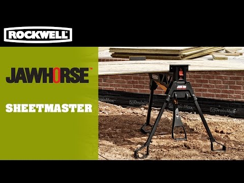 Rockwell SheetMaster HD RK9003 Workbench System