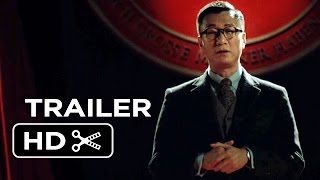 The Ark of Mr. Chow Official Trailer 1 (2015) - Chinese Comedy HD
