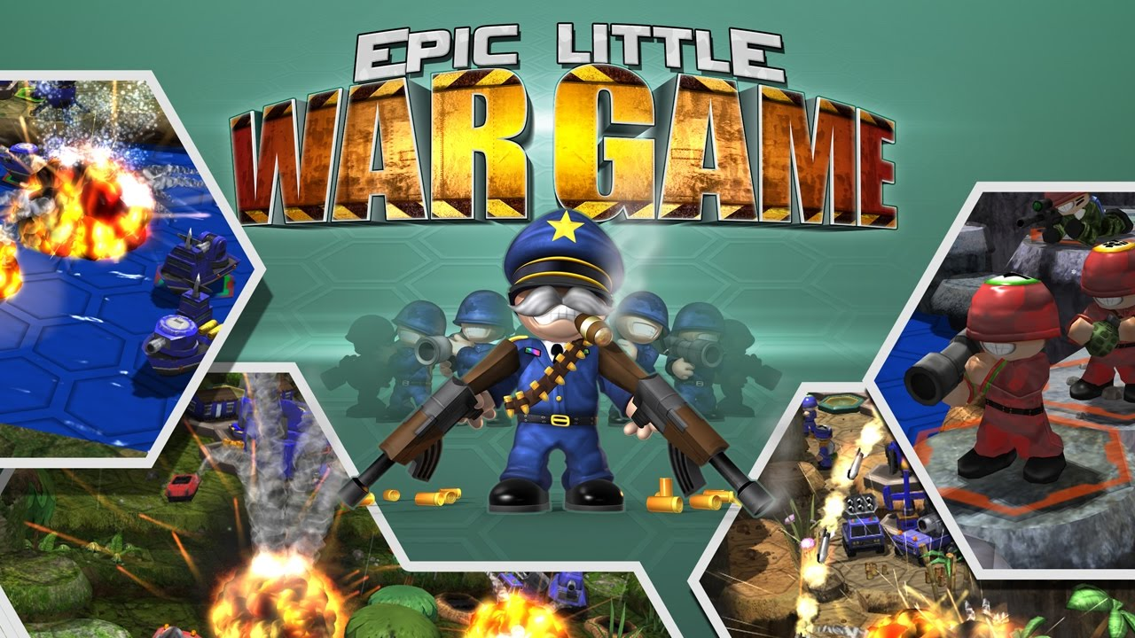Walkthroughs and guides for Great Little War Game