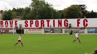 Ryan Edmunds scores an absolute worldie for Coleshill Town in the Emirates FA Cup vs Bromsgrove Sporting.