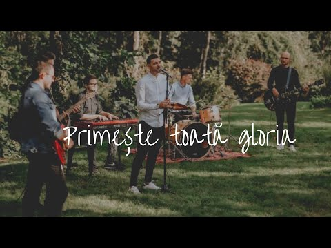 Ovi Lazea & Logos Praise Band - Primeste toata gloria(Official Music Video)