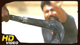 Rummy -Joe Mallori's henchman stabs civilian