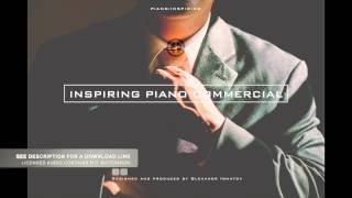 Inspiring Commercial Piano Instrumental Music That Touches Your Heart 4K   Royalty Free Stock Music