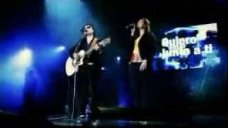 8. Junto A Ti (con Marcela Gandara) - DVD Alex Campos
