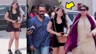Video Aamir Khan Launches Gorgeous Daughter Ira Khan In Bollywood On Request From First Wife Reena Dutta MP3, 3GP, MP4, WEBM, AVI, FLV Juli 2018