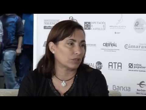 Entrevista a Silvia Ordiñana en el #DPECV2014