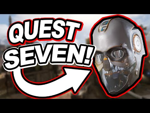 "Apex Legends Seventh Quest ""Return To Skulltown"" (Apex Legends Lost Artifacts)"