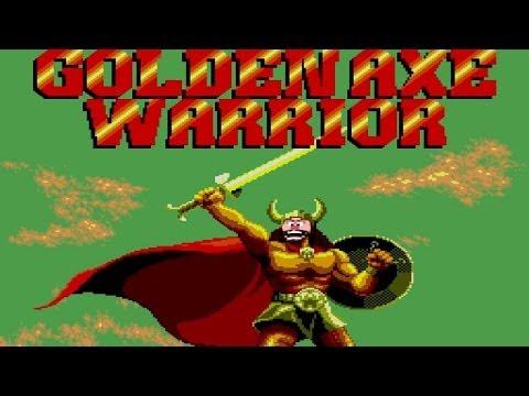 golden axe warrior master system rom