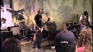 My 2001 high school rock band led by Steele Strella, with Gaba on bass. Playing  Just Like Heaven by The Cure