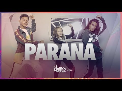 Paraná - Now United | FitDance Teen (Coreografia Oficial) Dance Video