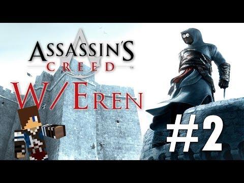 Assassins Creed 1 | Bölüm 2 | AlphaGamer | Bıçaqladılar Beni