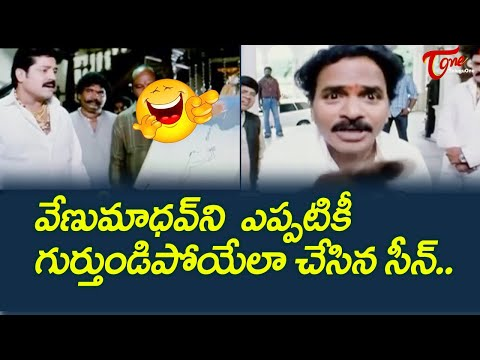 Venu Madhav, Srihari Ultimate Comedy Scenes | King Movie Best Comedy Scenes Back To Back | TeluguOne