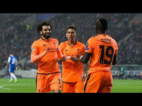Porto vs Liverpool (0:5) All Goals &  Extended Highlights - Liga Champions 2017/2018