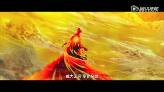 Chinese high-quality animation Little Door Gods trailer 2