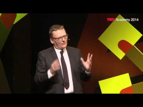 Why nations fail | James Robinson | TEDxAcademy