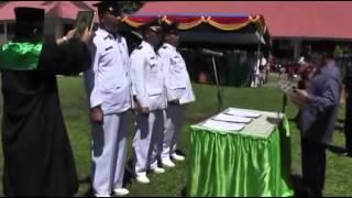 Pelantikan Penjabat Tiga Wali Nagari Persiapan Kec. Padang Gelugur
