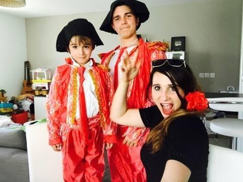 🇪🇸 Fête à l'Espagnole chez Angie et Hugo avec Colin le Torero ! ANGIE, HUGO ET COLIN PARTENT EN LIVE