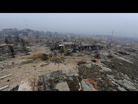 Την πλήρη ανακατάληψη του Χαλεπίου ανακοίνωσε η Δαμασκός