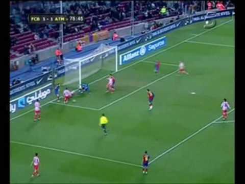 Lo mejor de Iniesta 2008-2009