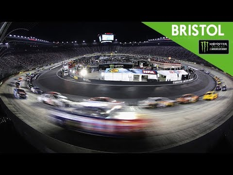 Monster Energy NASCAR Cup Series- Full Race -Bass Pro Shops NRA Night Race