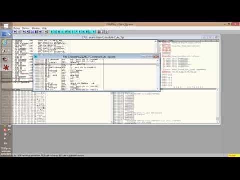 TUTORIAL: Como crackear un programa y hacer su respectivo parche - 2013 (FACIL)