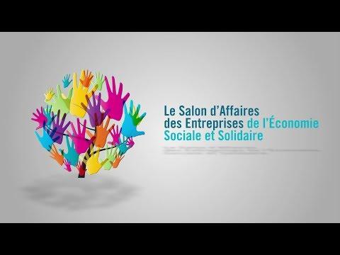 Salon d'affaire des entreprises de l'économie sociale et solidaire