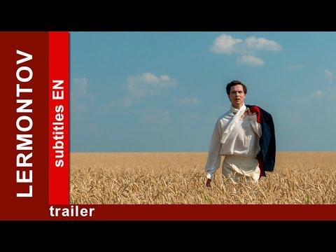 Lermontov. Trailer. Biographical Documentary Film. StarMedia. English Subtitles (видео)