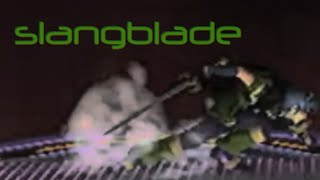 Slang Blade – a ridiculous SSBM Marth video