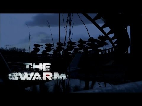 thorpe park the swarm - In this special CoasterForce feature video, Mark Evans presents a fun & factual documentary about The Swarm roller coaster at Thorpe Park. The Swarm opened i...