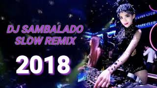Video DJ SAMBALADO SLOW REMIX MP3, 3GP, MP4, WEBM, AVI, FLV Juli 2018