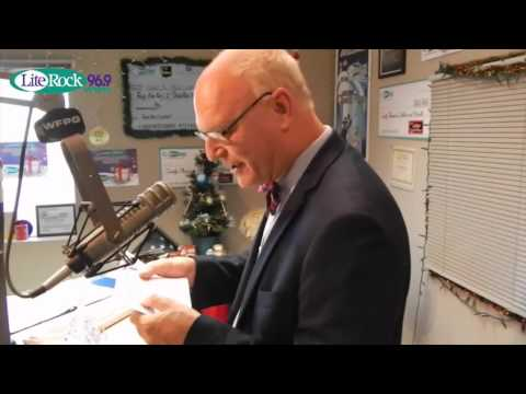 Lite Rock Flips the Christmas Switch