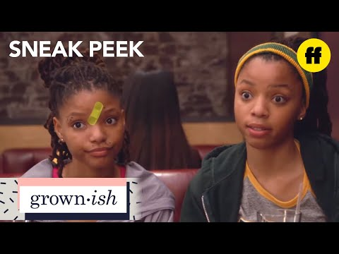 grown-ish | season 1, episode 6 sneak peek: waxing isn't cheap | freeform